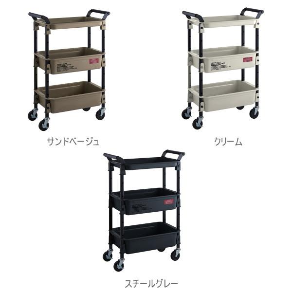 HEAVY DUTY tray-shelf cart (ヘビーデューティー)トレイシェルフカート