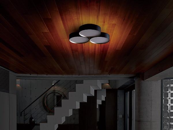 PHANTOM(ファントム)4000 LED シーリングランプ (リモコン付き)  【ARTWORKSTUDIO】アートワークスタジオ