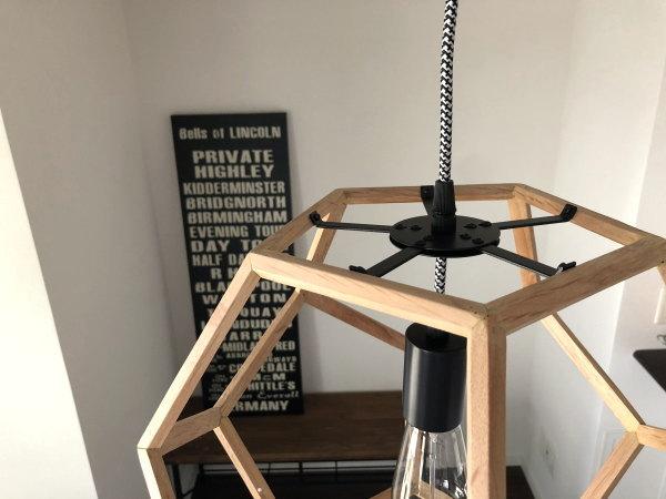 PRIMO(プリモ)ウッドペンダントランプ