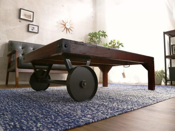 WAGONテーブル
