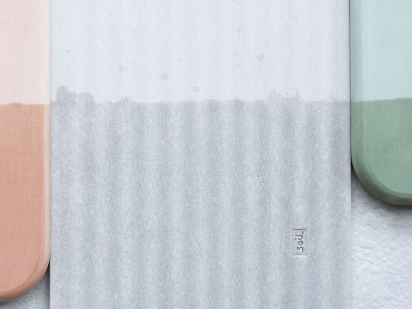 soil(ソイル)珪藻土バスマットWAVE
