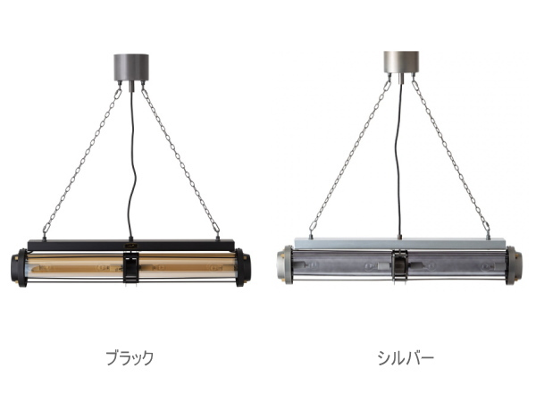 CYLINDER(シリンダー)4灯ペンダントランプ