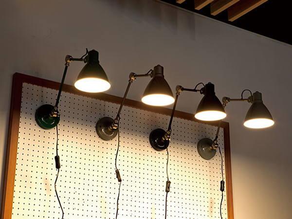 INDUSTRY(インダストリー)ウォールブラケットランプ