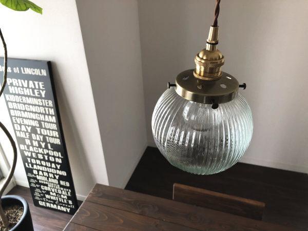 CANDY(キャンディ)1灯ガラスペンダントライト