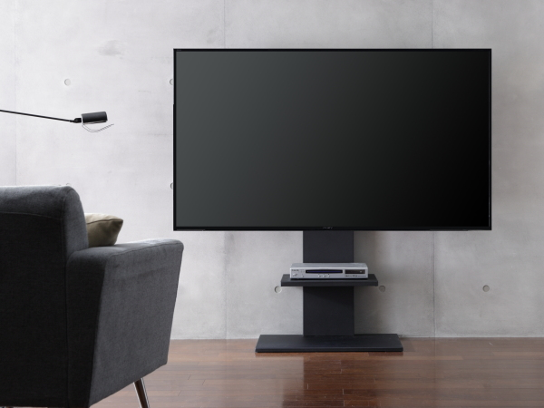 WALL(ウォール)壁面テレビスタンド(ハイタイプ)